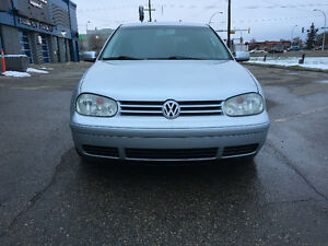 2005 Volkswagen Golf TDI Diesel Manual