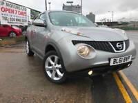 Nissan Juke Acenta 1.5 DCi