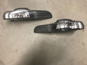 Fog Lights (used) for sale. For a 2008 Porsche Boxster.