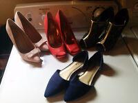 Ladies size 10 Shoes