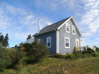 Family friendly farm overlooking the Bay of Fundy