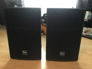 2 x electro voice  EV   xi-1122