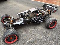 Hpi Baja 5b SS 26cc 2 stroke huge 1/5 scale rc buggy