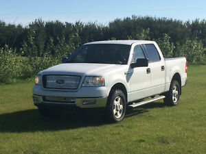 2004 Ford F-150 SuperCrew XLT