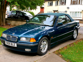 BMW 323i convertible AUTOMATIC!