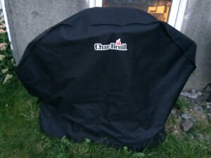 BBQ with BBQ Cover and 1/2 tank Propane,-$70 For Everything