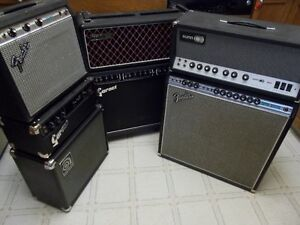 I Repair Amps!! (Vintage, Fender, Vox, Marshall, Crate, etc.)