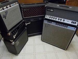 I Repair Amps!! (Vintage, Fender, Vox, Marshall, Crate, etc.) Prince George British Columbia image 1