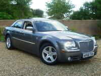 2008 58, Chrysler 300C 3.0 CRD V6 auto Saloon + 1 PREVIOUS OWNER + HIGH SPEC!!