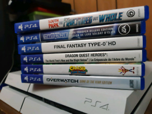 PS4 Games - South Park, Overwatch, Star Wars, more.