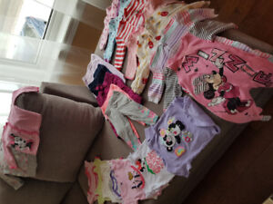 3-6 months baby girl outfits