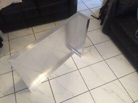 Cladding aluminium