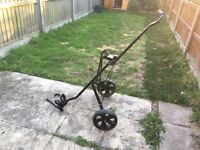 Dunlop golf trolley x 2