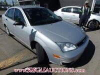 2007 FORD FOCUS 4D