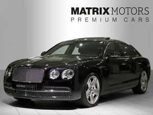 Bentley Flying Spur Mulliner W12 MY 2014 ENTERTAINMENT
