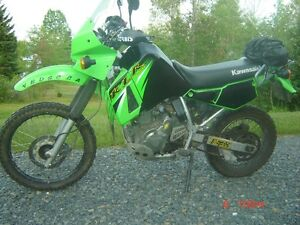 2006 KLR650 DUAL SPORT BIKE FOR TRADE OR SALE