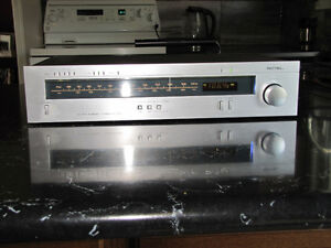 Vintage Rotel Stereo Components