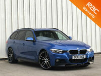 BMW 320 2.0TD ( 184bhp ) ( s/s ) Touring Auto 2013MY d M Sport Part Exchange