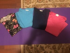 Scrubs (tops only) size xl