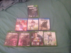 PS4, Xbox One & 360 (games only)