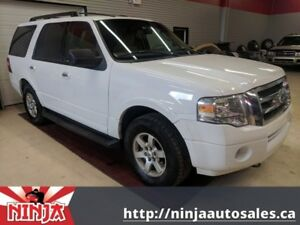 2010 Ford Expedition XLT- Low Km-8 Pass- DVD- NEW TIRES