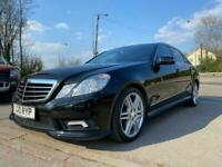 2010 10 MERCEDES-BENZ E-CLASS E350 CDI BLUEEFFICIENCY SPORT AUTO
