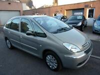 CITROEN XSARA PICASSO 1.6 excl 2006 Petrol Manual in Beige
