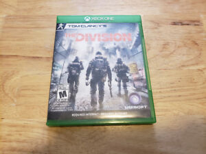 Tom Clancy The Division _ Xbox One