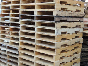Want To Buy - Throwaway/Used pallets