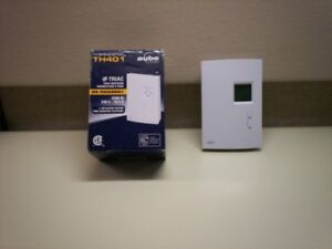 Aube Technologies Th401 Compact Activent Thermostat 240 v. 2500W
