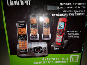 Uniden Answering System