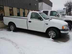 2002 CNG F150 XL V8 79000km Longbox Excellent Condition