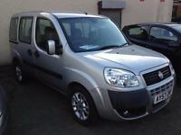 FIAT DOBLO 1.4 8v Dynamic 1 YEARS MOT FINANCE AVAILABLE