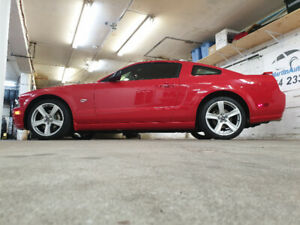 2007 Ford Mustang GT Premium Coupe 4.6L 66,522KM 1 Owner .