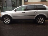 2004 VOLVO XC90 T6 2.9 TWIN TURBO AWD 4x4 AUTOMATIC 7 SEATER PX