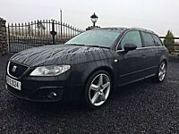 2010 Seat Exeo Sport 170 Diesel / Black Edition / May part exchange