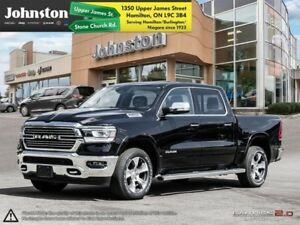 2019 Ram 1500 Laramie  - Leather Seats -  Cooled Seats - $251.18