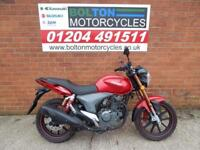 KEEWAY RKV125 MOTORCYCLE