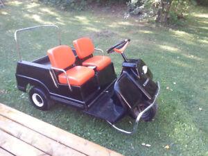 Harley Davidson Golf Cart For Sale