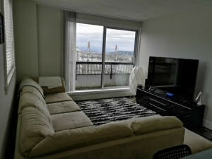 1 bedroom apartment Downtown New Westminster