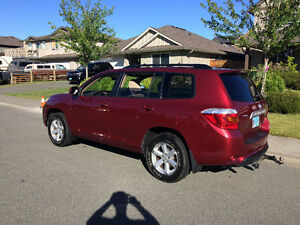 2008 Toyota Highlander awd & towing package SUV, Crossover
