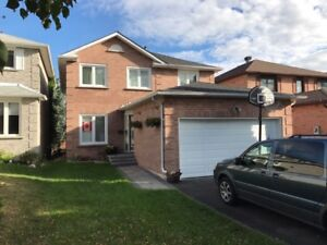 4 Bedroom 2.5 Baths Fully Renovated Home in Pickering For Rent