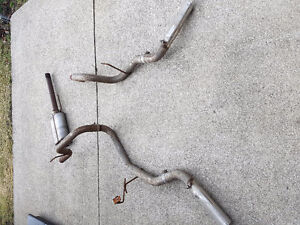 Flowmaster Axle back exhaust