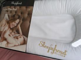 Sleepyhead Deluxe+ Sleepyhead Deluxe+ Pristine White Baby Pod