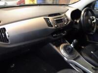 2014 KIA SPORTAGE 1.7 CRDi ISG 2 5dr SUV 5 Seats