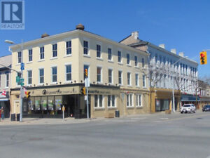 Looking for a great space downtown Cobourg? Retail or office