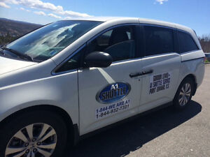 A1 Shuttle Service - Halifax to Sydney and return