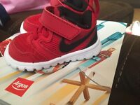 Babies Nike trainers size 1.5