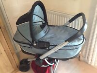 Quinny Buzz Dreamy carry cot bassinet OFFERS WELCOME
