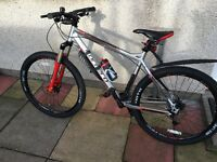 Carerra Mountain bike